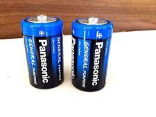 24 x Panasonic Batterien 1,5 Volt R20 Batterie 1.5 V MONO Zellen D LR20