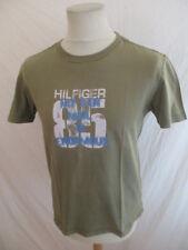 T-shirt Tommy Hilfiger Vert Taille 14 ans à - 54%