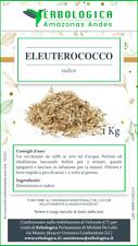 Eleuterococco radice taglio tisana 1 kg