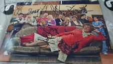 More details for signed print of mrs brown's boy's original cast members