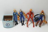 Lot Marvel Legends Fantastic Four Movie Action Figure (f)