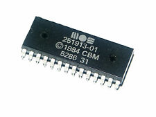 251913-01 Kernal & Basic ROM Chip IC Commodore C64 / C128 MOS CBM CSG (Z0G270)
