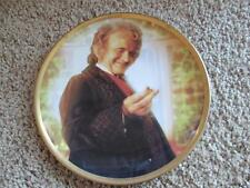 """Bilbo"" LORD OF THE RINGS  The Fellowship Of The Ring Danbury Mint Plate"