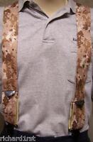 "Suspenders 2""x48"" FULLY Elastic Digital Desert Camouflage NEW"
