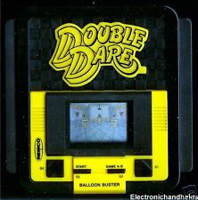 REMCO DOUBLE DARE NICKOLODEON SHOW BALLOON BUSTER HANDHELD GAME VINTAGE OBSTACLE