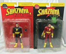 DC Direct Shazam Mr Mind Black Adam with scarab necklace action figure lot
