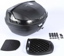 Givi Blade B47 Blade Tech Monolock Top Case Smoke Reflectors 47L #B47NTMLA