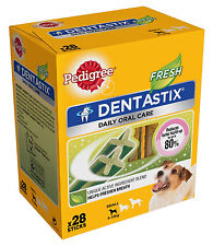 Pedigree Dentastix Fresh Dental Treat Small / 28 Pack