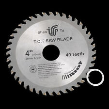 1X Alloy Saw Cutting Blade Disc For Wood Circular Saw Machines Durable