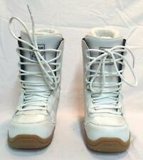 ThirtyTwo 32 Womens Exus Snowboard Boots White Size 7 NEW