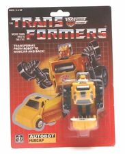 Transformers G1 Autobot HUBCAP Mini Robots Gift Toy Christmas Halloween