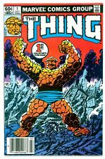 1)THING, THE #1(7/83)BYRNE/WILSON(NEWSSTAND VARIANT)(FANTASTIC FOUR)CGC IT(VF/NM