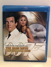 The Man with the Golden Gun (1974) Blu-ray Disc