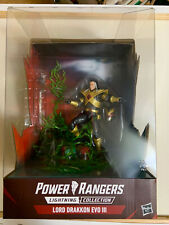 Power Rangers Lightning Collection Mighty Morphin Lord Drakkon EVO III IN HAND