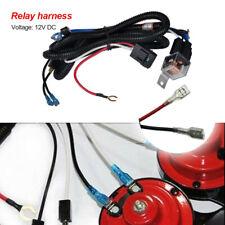 12V Horn Wiring Harness Relay Kit For Car Truck Grille Mount Blast Tone Horns