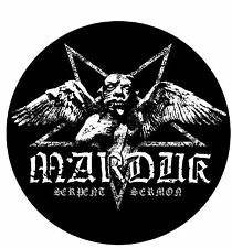 Parche imprimido /Iron on patch, Back patch, Espaldera / - Marduk, F
