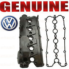 OEM CYLINDER HEAD VALVE COVER with  GASKET and BOLTS  VW 2.5 GOLF JETTA PASSAT