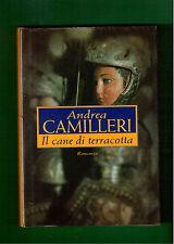 IL CANE DI TERRACOTTA - ANDREA CAMILLERI  - MONDOLIBRI 2002