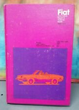 Chilton's Repair and Tune-Up Guide: Fiat 1964-1970-ExLibrary