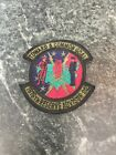 """Rare Vtg Cold War 70s 80s 1816th Reserve Advisor Squadron Patch 4"""" USAF Subdued"""