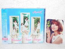 APink Brand New Days 2016 Taiwan Ltd CD+DVD+Oh Ha Young Card (Japanese Lan.)