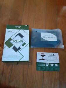 Posture Corrector Support Back Shoulder Brace Belt Adjustable For Men/Women NEW