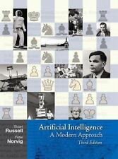 Artificial Intelligence: A Modern Approach by Peter Norvig Hardcover Book (Engli