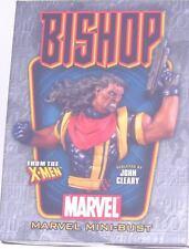 BISHOP  BUST BY BOWEN DESIGNS , NEW MINT BOXED X-MEN  COMIC  HERO