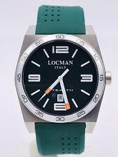 Orologio Locman Stealth DATA Quarzo 208VVWO/275 Gomma Scontatissimo Nuovo