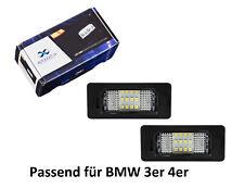 Premium LED Kennzeichenbeleuchtung für BMW 3er E90 E91 E92 E93 F30 F31 F35 KB18