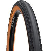 """Wtb Byway Tcs Tubeless Ready Road Plus Folding Tire 27.5"""" X 47Mm Tan Wall Bike"""