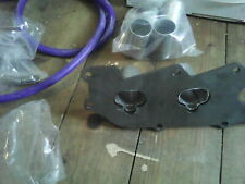 ZETEC KITCAR INLET MANIFOLD KIT SUIT LOCOST  SEVEN  FOR Weber DCOE CARBS