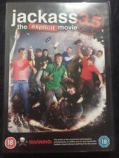 Jackass 3.5 (DVD, 2011)