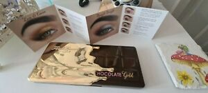 New - Too Faced - Chocolate Gold Eyeshadow Palette