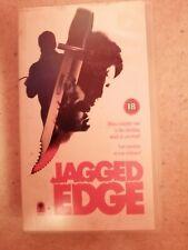 Jagged Edge VHS