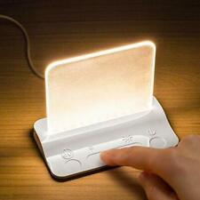 Integral Touch Glow LED Night Light Lamp with Touch Dimming Control, Touch Lamp