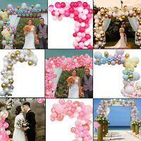 Macaron Pastel Balloon Arch Garland Kit Wedding Baby Shower Birthday Party Decor