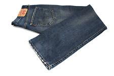 LEVIS 501 Jeans Hose für Herren Gr. W34 L34 blau