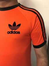 Adidas Originals Mens Trefoil California Tees Crew Neck Retro T-Shirt Tee Sale