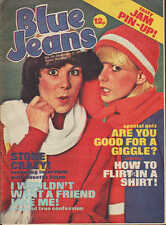 Blue Jeans Magazine No. 46  3 December 1977     The Jam    Rosetta Stone