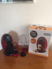 De'Longhi Nescafé Dolce Gusto Jovia Manual Coffee Machine - Red