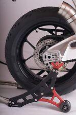 WOMET-TECH Honda CBR swingarm spools paddock stand bobbins GOLD (not r&g)