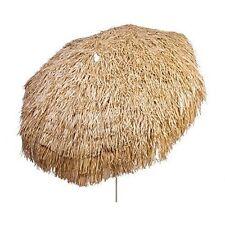 Heininger 1266 DestinationGear Palapa Tiki Brown 6 Patio Pole Umbrella