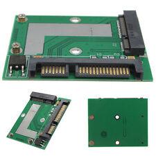 Mini Pcie mSATA SSD to 2.5'' SATA 6.0 Gps Adapter Converter Card Module Board ne