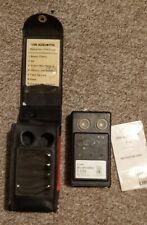 More details for lion sl2a alcolmeter breathalyser & case for roadside/medical/film prop used.