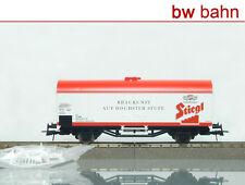Roco h0 56107 coches de cerveza Stiegl Salzburg refrigeración carro nuevo ÖBB
