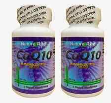 CoQ10 200mg 120 capsules COQ 10