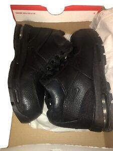Youth/Boys Nike Air Max Goadome Boots (ACG) Size 3y