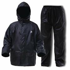 RainRider Rain Suit for Men Women Ultra-Lite Rain Gear Jacket with Pants 3-Pi...