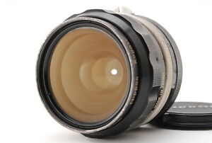 [EXC+++++]Nikon Auto Nikkor-O 35mm F/2 Non Ai MF Wide Angle Lens From Japan